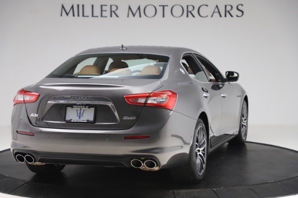 Used 2019 Maserati Ghibli S Q4 for sale Sold at Alfa Romeo of Westport in Westport CT 06880 7