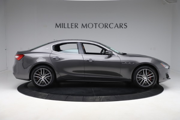 Used 2019 Maserati Ghibli S Q4 for sale Sold at Alfa Romeo of Westport in Westport CT 06880 9