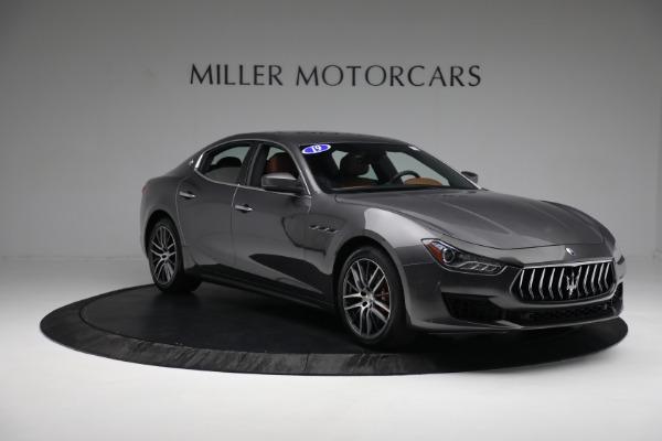 New 2019 Maserati Ghibli S Q4 for sale Sold at Alfa Romeo of Westport in Westport CT 06880 11