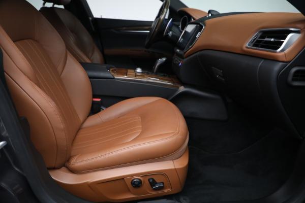 New 2019 Maserati Ghibli S Q4 for sale Sold at Alfa Romeo of Westport in Westport CT 06880 22