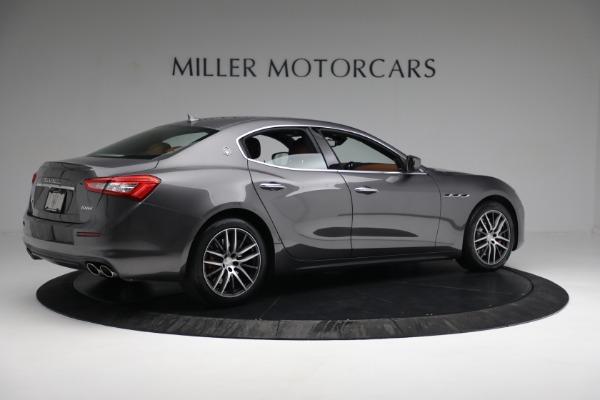New 2019 Maserati Ghibli S Q4 for sale Sold at Alfa Romeo of Westport in Westport CT 06880 7