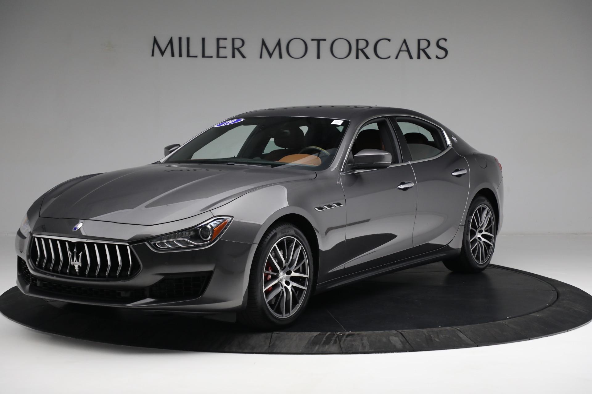 New 2019 Maserati Ghibli S Q4 for sale Sold at Alfa Romeo of Westport in Westport CT 06880 1
