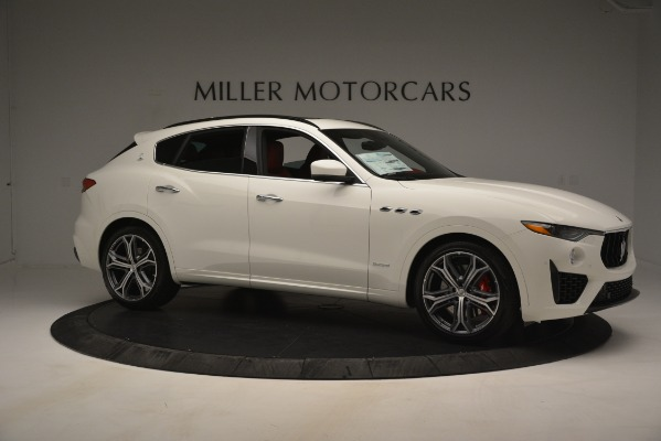 New 2019 Maserati Levante S Q4 GranSport for sale Sold at Alfa Romeo of Westport in Westport CT 06880 10