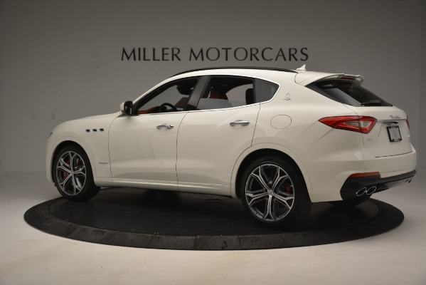 New 2019 Maserati Levante S Q4 GranSport for sale Sold at Alfa Romeo of Westport in Westport CT 06880 4
