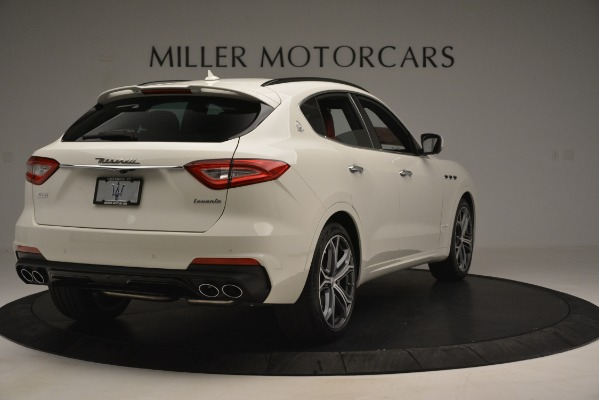New 2019 Maserati Levante S Q4 GranSport for sale Sold at Alfa Romeo of Westport in Westport CT 06880 7