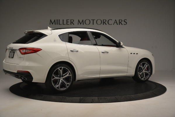 New 2019 Maserati Levante S Q4 GranSport for sale Sold at Alfa Romeo of Westport in Westport CT 06880 8