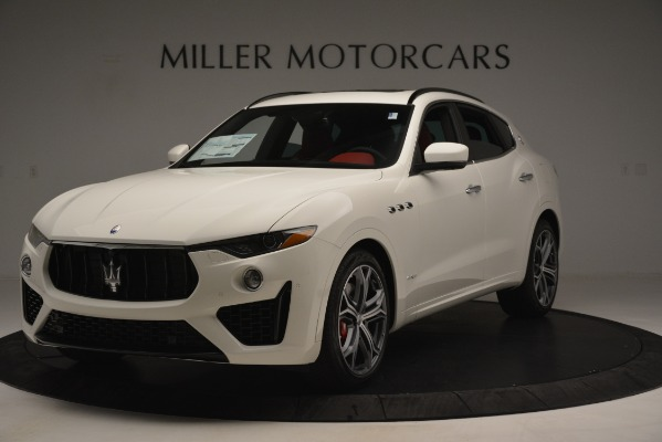New 2019 Maserati Levante S Q4 GranSport for sale Sold at Alfa Romeo of Westport in Westport CT 06880 1