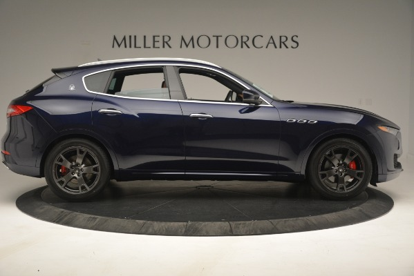 New 2019 Maserati Levante Q4 for sale Sold at Alfa Romeo of Westport in Westport CT 06880 9