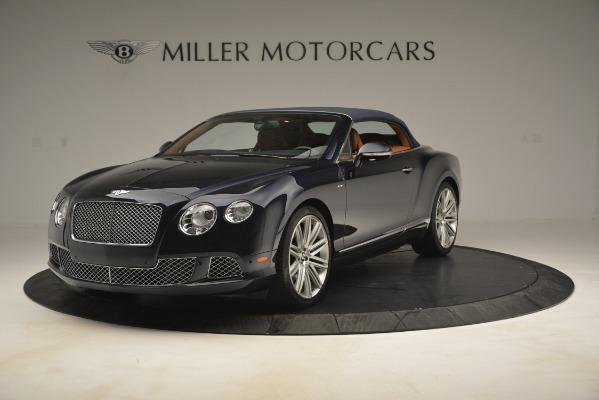 Used 2014 Bentley Continental GT Speed for sale Sold at Alfa Romeo of Westport in Westport CT 06880 13