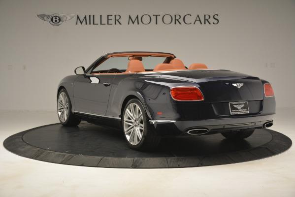 Used 2014 Bentley Continental GT Speed for sale Sold at Alfa Romeo of Westport in Westport CT 06880 5