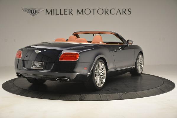 Used 2014 Bentley Continental GT Speed for sale Sold at Alfa Romeo of Westport in Westport CT 06880 7