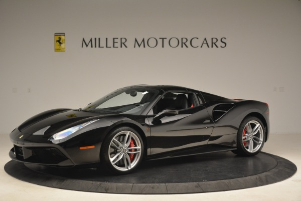 Used 2018 Ferrari 488 Spider for sale Sold at Alfa Romeo of Westport in Westport CT 06880 14