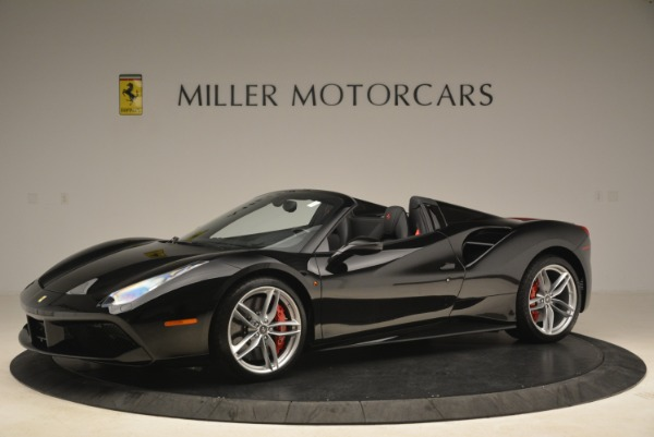 Used 2018 Ferrari 488 Spider for sale Sold at Alfa Romeo of Westport in Westport CT 06880 2