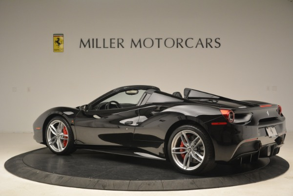 Used 2018 Ferrari 488 Spider for sale Sold at Alfa Romeo of Westport in Westport CT 06880 4