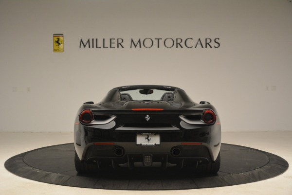 Used 2018 Ferrari 488 Spider for sale Sold at Alfa Romeo of Westport in Westport CT 06880 6