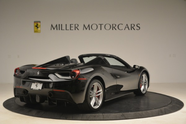 Used 2018 Ferrari 488 Spider for sale Sold at Alfa Romeo of Westport in Westport CT 06880 7