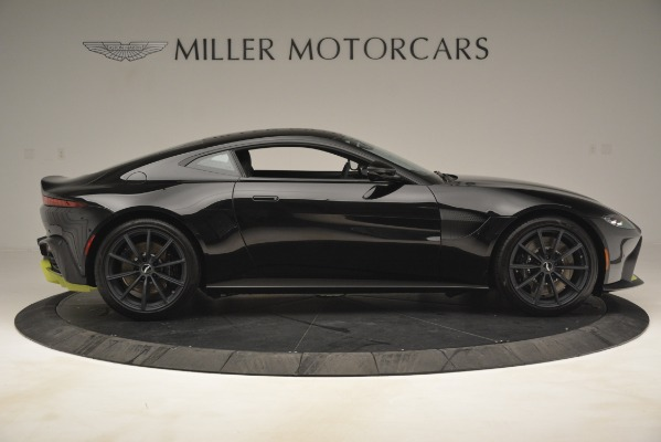 New 2019 Aston Martin Vantage Coupe for sale Sold at Alfa Romeo of Westport in Westport CT 06880 10