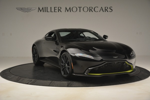 New 2019 Aston Martin Vantage Coupe for sale Sold at Alfa Romeo of Westport in Westport CT 06880 12