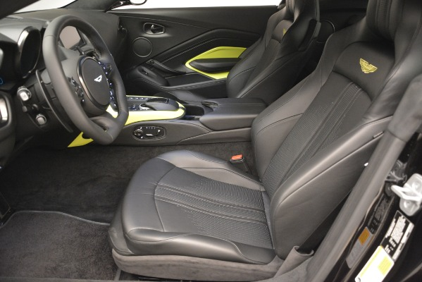 New 2019 Aston Martin Vantage Coupe for sale Sold at Alfa Romeo of Westport in Westport CT 06880 15