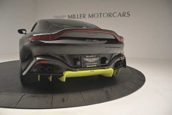 New 2019 Aston Martin Vantage Coupe for sale Sold at Alfa Romeo of Westport in Westport CT 06880 19