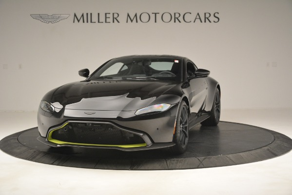 New 2019 Aston Martin Vantage Coupe for sale Sold at Alfa Romeo of Westport in Westport CT 06880 3