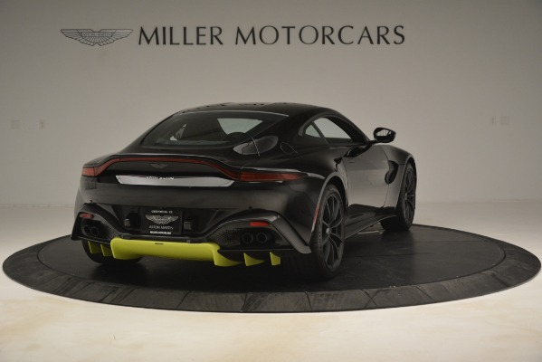 New 2019 Aston Martin Vantage Coupe for sale Sold at Alfa Romeo of Westport in Westport CT 06880 8