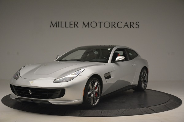 Used 2018 Ferrari GTC4LussoT V8 for sale $209,900 at Alfa Romeo of Westport in Westport CT 06880 1