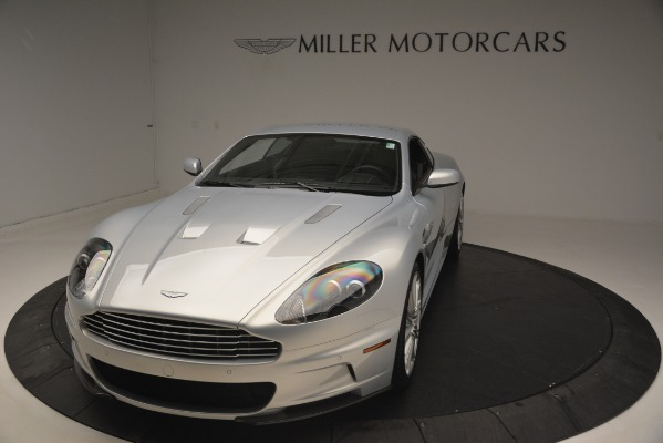 Used 2009 Aston Martin DBS Coupe for sale Sold at Alfa Romeo of Westport in Westport CT 06880 14