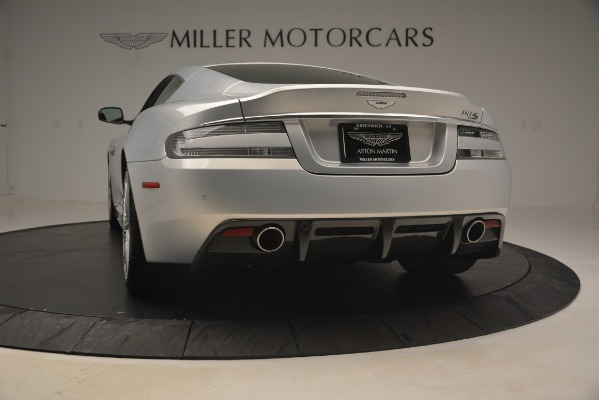 Used 2009 Aston Martin DBS Coupe for sale Sold at Alfa Romeo of Westport in Westport CT 06880 15