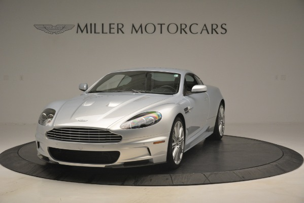 Used 2009 Aston Martin DBS Coupe for sale Sold at Alfa Romeo of Westport in Westport CT 06880 2