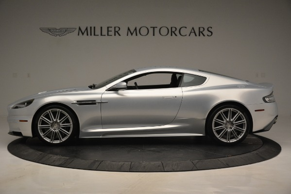 Used 2009 Aston Martin DBS Coupe for sale Sold at Alfa Romeo of Westport in Westport CT 06880 3