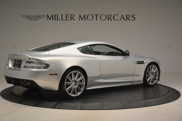 Used 2009 Aston Martin DBS Coupe for sale Sold at Alfa Romeo of Westport in Westport CT 06880 8
