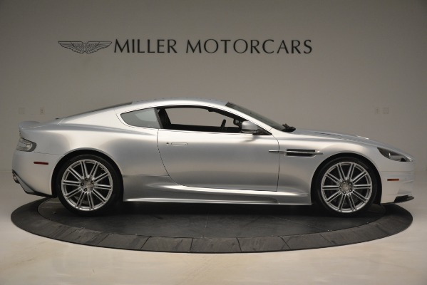 Used 2009 Aston Martin DBS Coupe for sale Sold at Alfa Romeo of Westport in Westport CT 06880 9