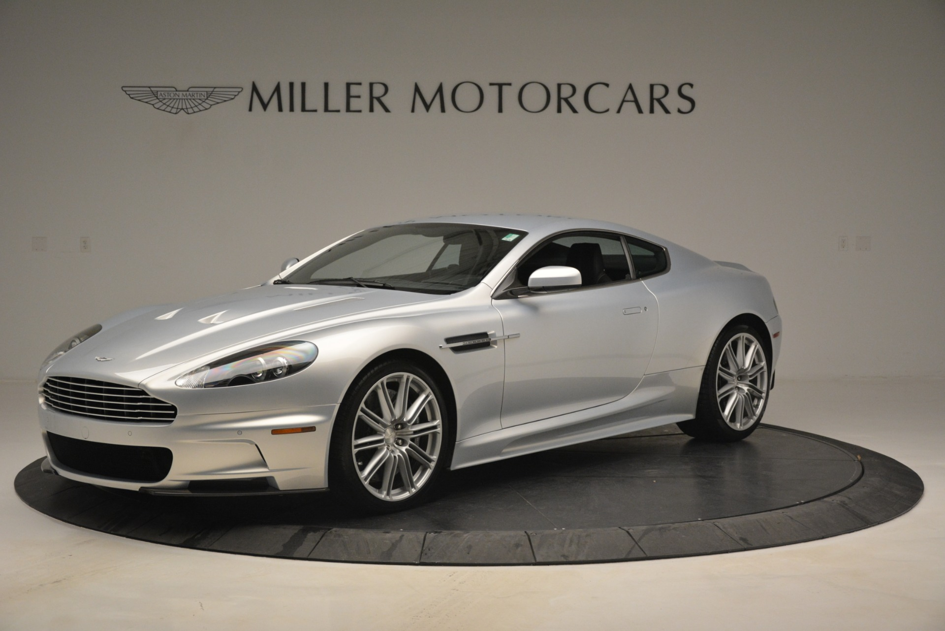 Used 2009 Aston Martin DBS Coupe for sale Sold at Alfa Romeo of Westport in Westport CT 06880 1