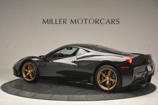 Used 2014 Ferrari 458 Speciale for sale Sold at Alfa Romeo of Westport in Westport CT 06880 4