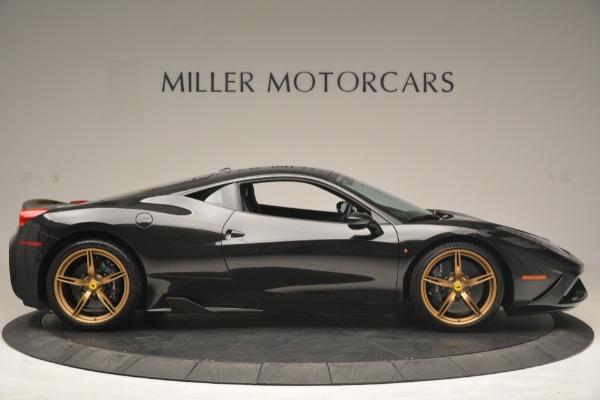 Used 2014 Ferrari 458 Speciale for sale Sold at Alfa Romeo of Westport in Westport CT 06880 9