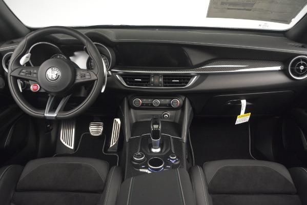 New 2019 Alfa Romeo Stelvio Quadrifoglio for sale $86,440 at Alfa Romeo of Westport in Westport CT 06880 16