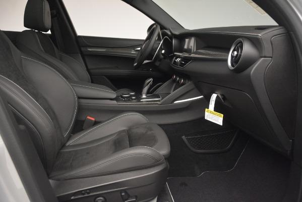 New 2019 Alfa Romeo Stelvio Quadrifoglio for sale $86,440 at Alfa Romeo of Westport in Westport CT 06880 23