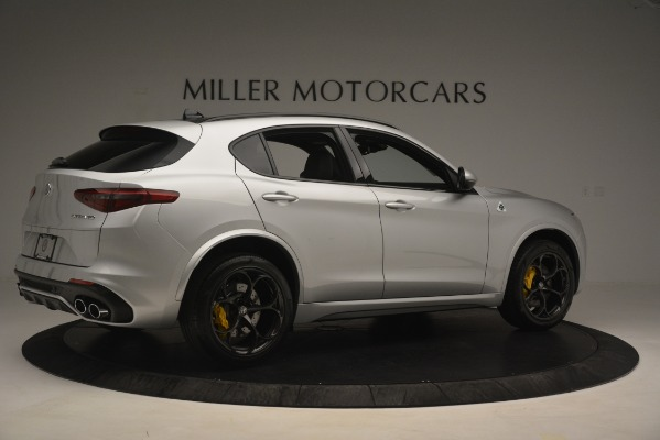 New 2019 Alfa Romeo Stelvio Quadrifoglio for sale $86,440 at Alfa Romeo of Westport in Westport CT 06880 8