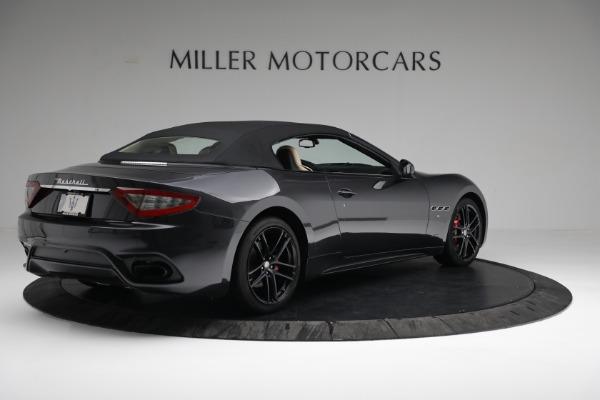 New 2019 Maserati GranTurismo Sport Convertible for sale Sold at Alfa Romeo of Westport in Westport CT 06880 16