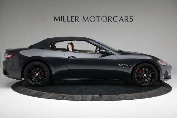 New 2019 Maserati GranTurismo Sport Convertible for sale Sold at Alfa Romeo of Westport in Westport CT 06880 17