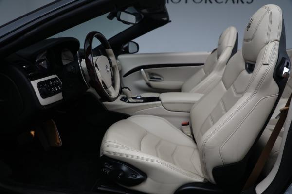 New 2019 Maserati GranTurismo Sport Convertible for sale Sold at Alfa Romeo of Westport in Westport CT 06880 20