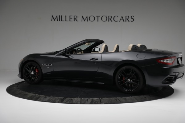 New 2019 Maserati GranTurismo Sport Convertible for sale Sold at Alfa Romeo of Westport in Westport CT 06880 4
