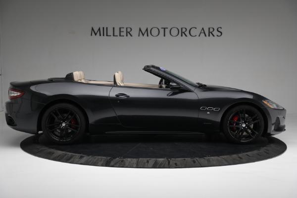 New 2019 Maserati GranTurismo Sport Convertible for sale Sold at Alfa Romeo of Westport in Westport CT 06880 9