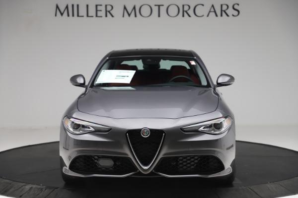 New 2019 Alfa Romeo Giulia Ti Sport Q4 for sale $52,340 at Alfa Romeo of Westport in Westport CT 06880 12