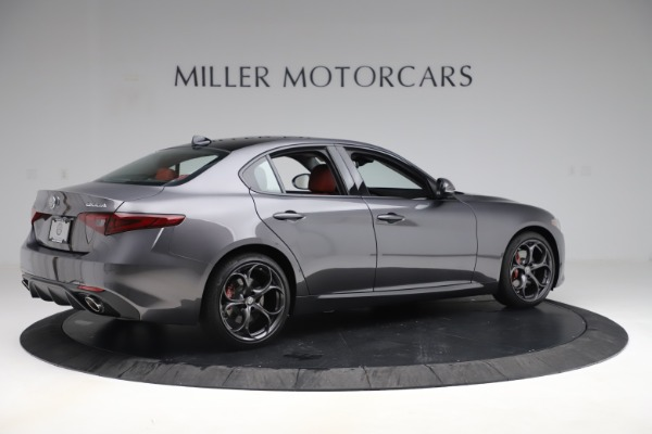New 2019 Alfa Romeo Giulia Ti Sport Q4 for sale Sold at Alfa Romeo of Westport in Westport CT 06880 8