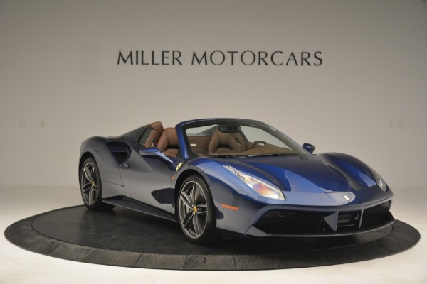 Used 2018 Ferrari 488 Spider for sale Sold at Alfa Romeo of Westport in Westport CT 06880 11