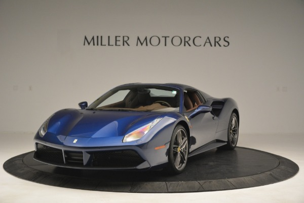 Used 2018 Ferrari 488 Spider for sale Sold at Alfa Romeo of Westport in Westport CT 06880 13