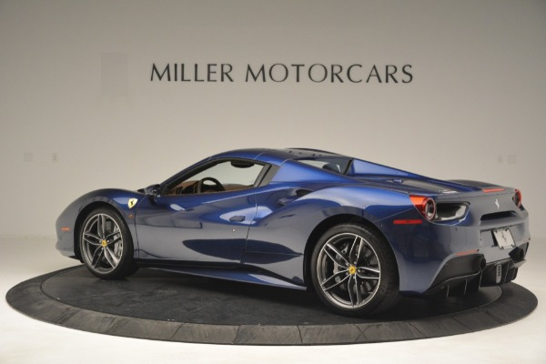 Used 2018 Ferrari 488 Spider for sale Sold at Alfa Romeo of Westport in Westport CT 06880 16