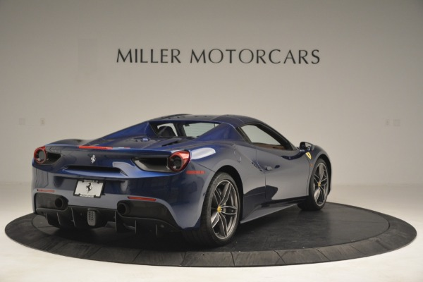 Used 2018 Ferrari 488 Spider for sale Sold at Alfa Romeo of Westport in Westport CT 06880 19